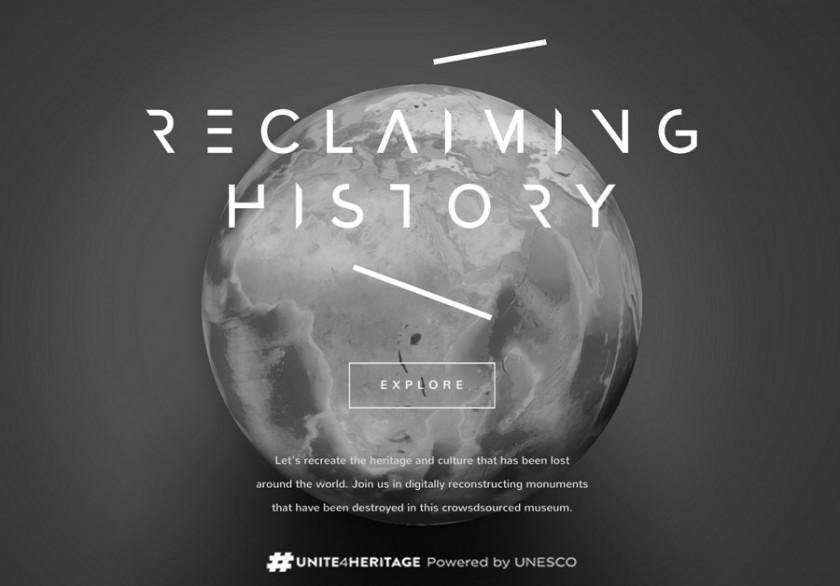 reclaim history